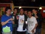 Saya, Ivan Putra Harsono, Fachruddin Eka Putra, Om Oos Depok, Arief Sabkli, Ragil Bagus S