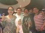 "nona HT ""Dinda Lestari"", Allia Farhana Sofyan, aku, KAwuryan Bagaskara, Agung Rachmat Umbara dan Irzal Dedet Idris ""Pleky"""